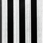 17253 Çizgili Siyah Desenli Duvar Kağıdı