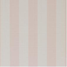 17254 Çizgili Pembe Beyaz Desenli Duvar Kağıdı