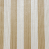 17255 Çizgili Kahve Beyaz Desenli Duvar Kağıdı