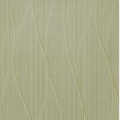 17512 Dalgalı Simli Bej Desenli Duvar Kağıdı